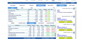 Webtrader 2014 screenshot